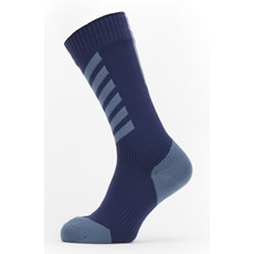 Sealskinz Cold Weather Mid Sock | Navy / Blue