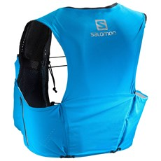 Salomon S-Lab Sense Ultra 5 Set | Transcend Blue / Black