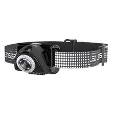 LED Lenser SE07R Headlamp | Black