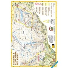 Harvey Skiddaw & Blencathra Race Map | Mixed