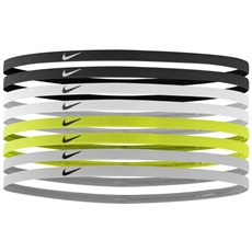 Nike Skinny Hairbands (8PK) | Black / Black