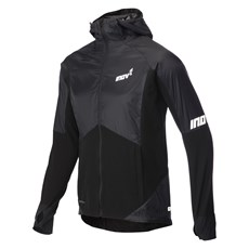 Inov-8  Men's Softshell Pro FZ | Black