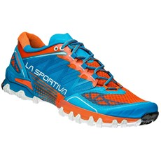 La Sportiva Men's Bushido | Blue / Flame