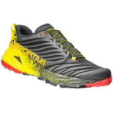 La Sportiva Men's Akasha | Black / Yellow