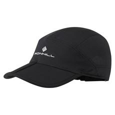 Ron Hill Split Air Lite Cap | Black