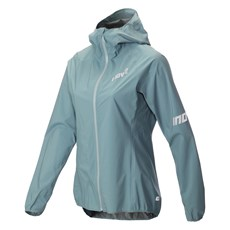 Inov-8  Women's Stormshell FZ | Blue Grey