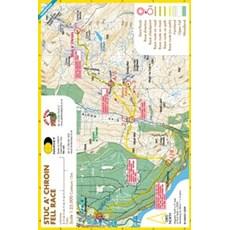 Harvey Stuc A Chroin Race Map | Mixed