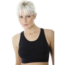 Sportjock Women's Super Bra | Black