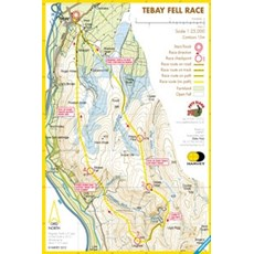 Harvey Tebay Race Map | Mixed