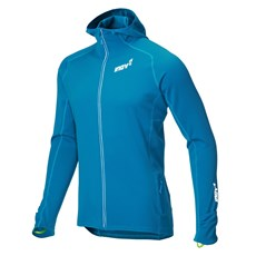 Inov-8 Men's Technical Mid Hoodie FZ | Blue