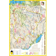Harvey Teenager with Altitude Race Map | Mixed