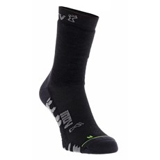 Inov-8 Thermo Outdoor High Sock (2 Pack) | Black / Grey