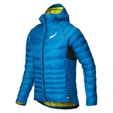Inov-8 Men's Thermoshell Pro FZ | Blue / Yellow