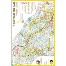 Harvey Three Peaks Race Map | Mixed