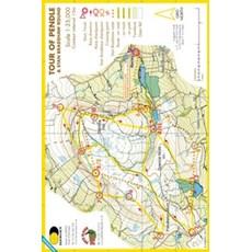 Harvey Full Tour Pendle & SB Round Race Map | Mixed