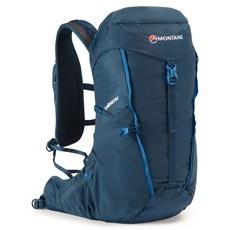 Montane Trailblazer  25 | Narwhal Blue / Electric Blue