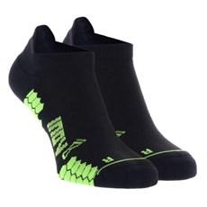 Inov-8 Trailfly Low Sock (2 Pack) | Black / Green