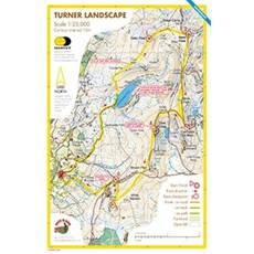 Harvey Turner Landscape Race Map | Mixed
