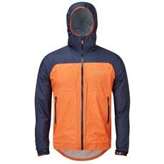 OMM Unisex Halo+ Jacket | Orange / Navy