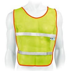 UP Reflective Vest | Fluo Yellow