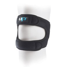 UP Runners Knee Strap | Black