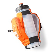 UP Kielder Handheld Bottle (Orange) | Black / Orange