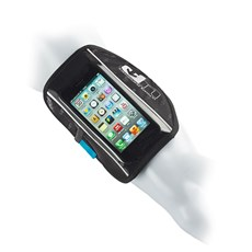 Up Glastonbury + Phone/MP3 Carrier   Black