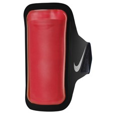 Nike Ventilated Arm Band | Black / Max Orange