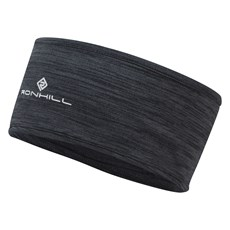 Ron Hill Victory Headband | Charcoal Marl
