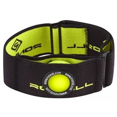 Ron Hill LED Armband | Black / Fluo Yellow