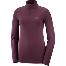 Salomon Women's Comet Seamless HZ | Wine Tasting