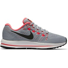 Nike Women's Vomero 12 | Wolf Grey / Black / Pure Platinum