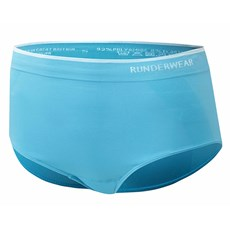 Runderwear Women's Brief | Cyan Blue