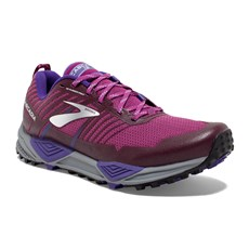 Brooks Women's Cascadia 13 | Aster / Fig