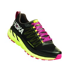 Hoka Women's Challenger ATR 4 | Black / Sharp Green