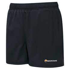 Montane Women's Claw Short | Black / Dolomite Pink
