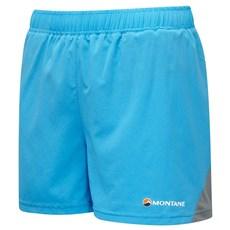 Montane Women's Claw Short | Cerulean Blue / Grey