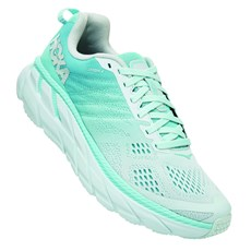 Hoka Women's Clifton 6 | Antigua Sand / Wan Blue