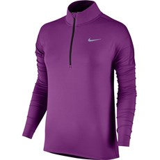 Nike Women's Element Top | Bold Berry Heather