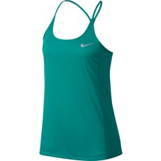 Nike Women's Miler Tank | Turbo Green Heather