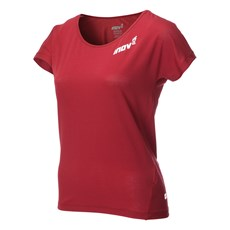 Inov-8 Women's Dri Release Tee | Dark Red
