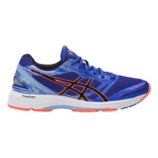 Asics Women's DS Trainer 22 | Blue Purple / Flash Coral