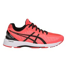 Asics Women's DS Trainer 23 | Flash Coral / Black