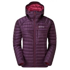 Montane Women's Featherlite Down Jacket | Saskatoon Berry / French Berry