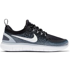 Nike Women's Free Run Distance 2 | Black / White / Cool Grey