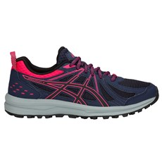 Asics Women's Frequent Trail | Peacoat / Pixel Pink