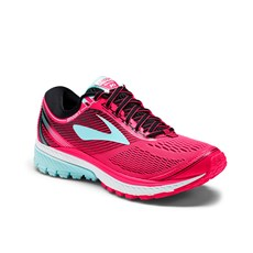 Brooks Women's Ghost 10 | Diva Pink / Iceland Blue