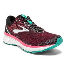 Brooks Women's Ghost 11 | Black / Pink