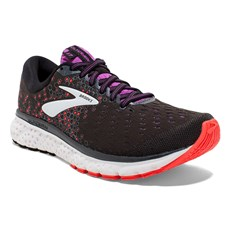 Brooks Women's Glycerin 17 | Black / Purple