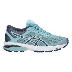 Asics Women's GT 1000 6 | Porcelain Blue / Smoke Blue